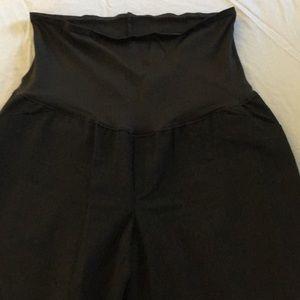 Gap maternity trousers